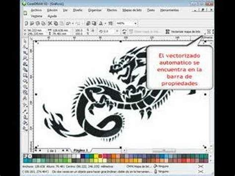 youtube tutorial corel draw x3 tutorial corel vectorizado youtube