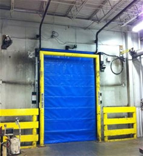 loading dock curtains traffic doors strip curtains loading dock material