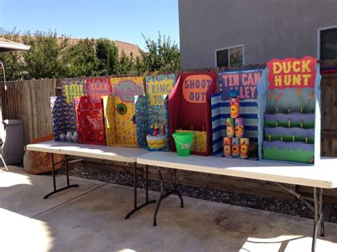 google themes and games homemade carnival party games google search party