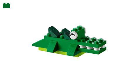 tutorial lego classic krokodil lego 174 classic lego com nl
