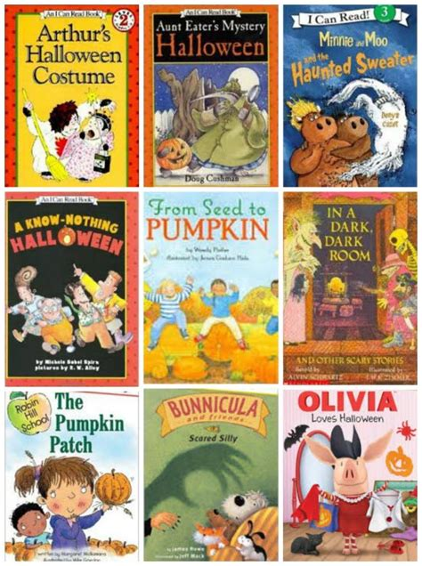 love themes in books the best early reader books with seasonal themes
