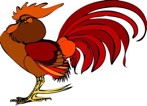 Telur Ayam Jantan Jago gambar vektor gratis ayam jago ayam burung pertanian