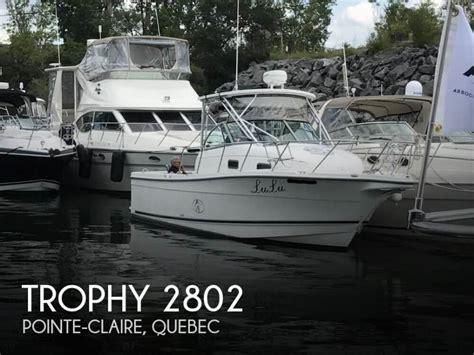 boat sales quebec trophy boats for sale in quebec