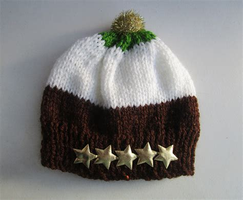 knitting pattern christmas pudding hat knitting patterns galore christmas pudding baby hat