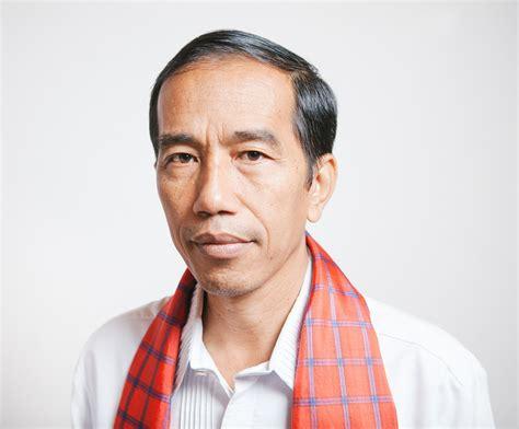 biodata jokowi dodo classify joko widodo president of indonesia