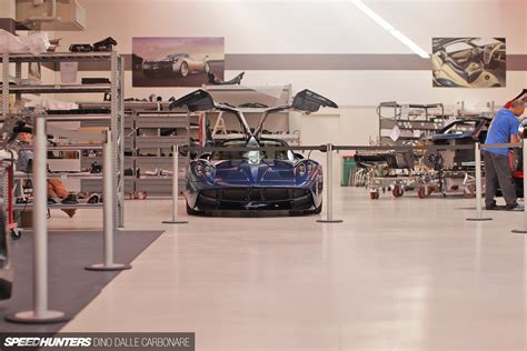 pagani factory tour pagani tour the next step speedhunters