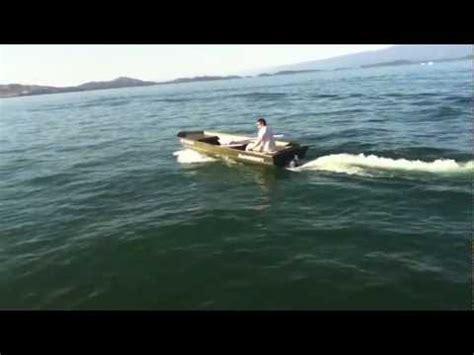 jet jon boat youtube electric jet jon boat youtube