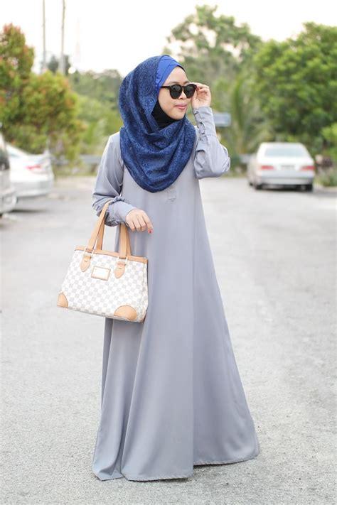 desain gambar busana muslim 40 gambar desain baju muslim remaja paling modis
