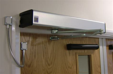 automatic swing door operators proswing automatic door operator with articulated arm