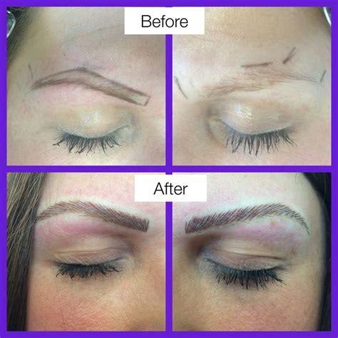 new tattoo eyebrows 25 best ideas about semi permanent eyebrows on pinterest