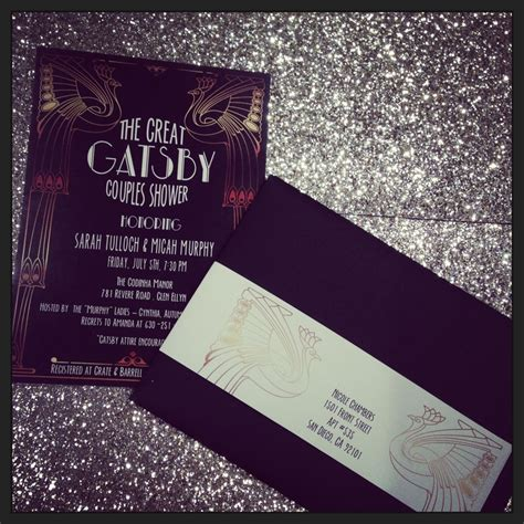 themes in the great gatsby sparknotes 8 brilliant the great gatsby party invitation braesd com