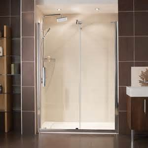 sliding shower doors and sliding door shower enclosures