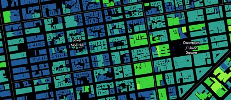 san francisco heightmap maps mania san francisco building height map