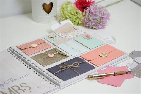 How to Make an Envelope Wedding Guestbook   Hobbycraft Blog