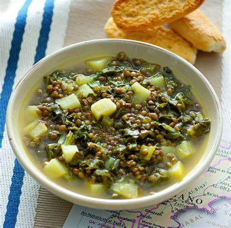 ricette di cucina naturale zuppa di verdure e lenticchie cucina naturale
