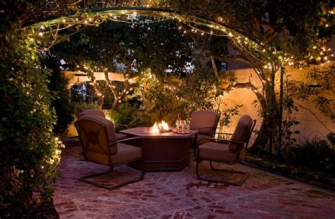 how to decorate a deck with fairy lights beyond the holidays radiant string light ideas that sparkle all year