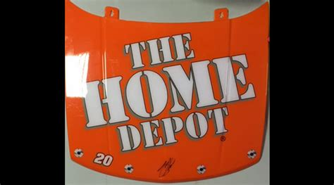 home depot plastic nascar m200 kissimmee 2015