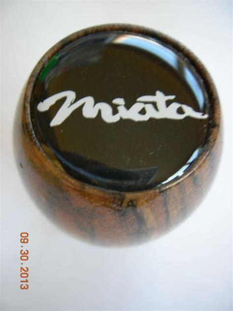 purchase gear shift knob wood mazda miata motorcycle in
