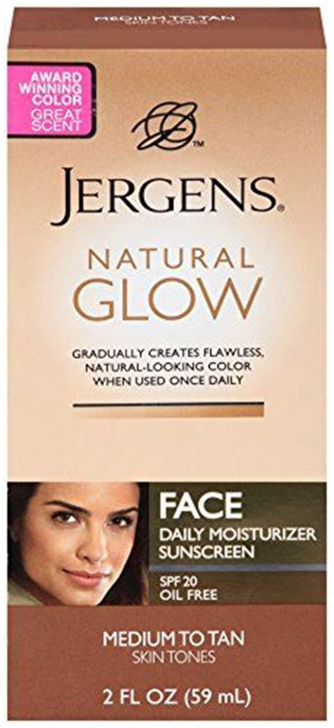 face tanning l reviews jergens natural glow healthy complexion daily
