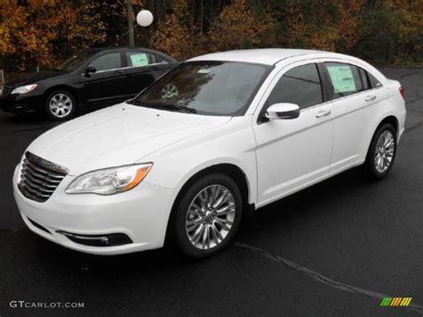 2012 Chrysler 200 Limited by Bright White 2012 Chrysler 200 Limited Sedan Exterior