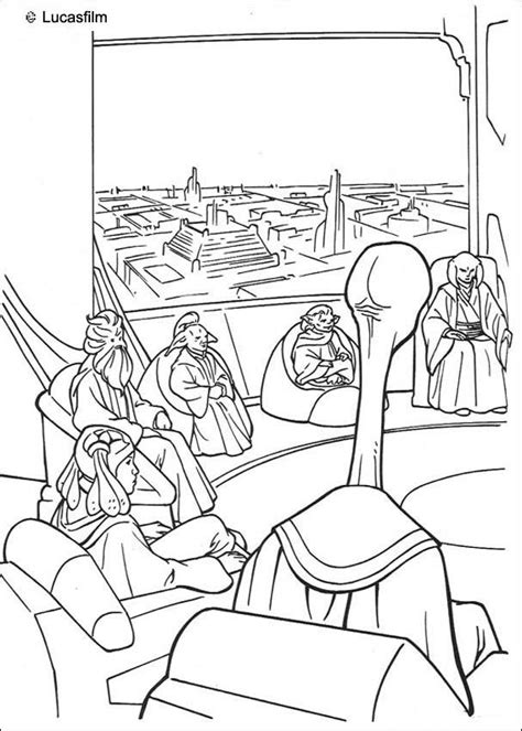 Jedi Knights Coloring Pages Hellokids Com Jedi Coloring Pages