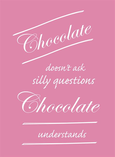 printable chocolate quotes free funny saying printable for chocolate lovers