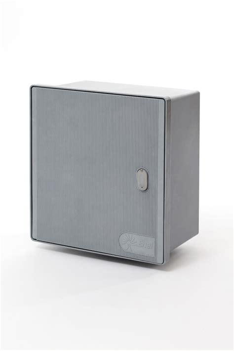 cassette per contatori enel cassetta in resina per utilizzo contatori enel 2 posti