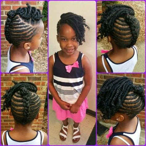 Braid Hairstyles For Ages 5 7 by Shops Kid And Twists On