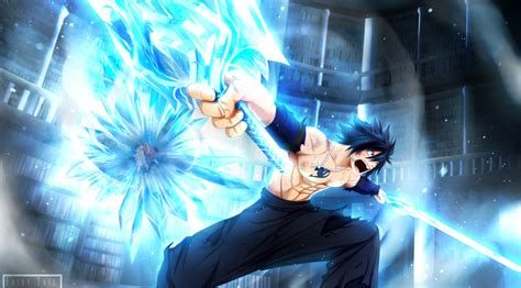 wallpaper grey fullbuster 10 fairy tail wallpapers hd for pc or mobile page 5 of 5