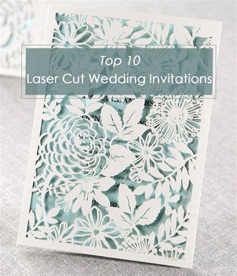 53 best images about laser cut invitations on pinterest top 10 laser cute elegant wedding invitations