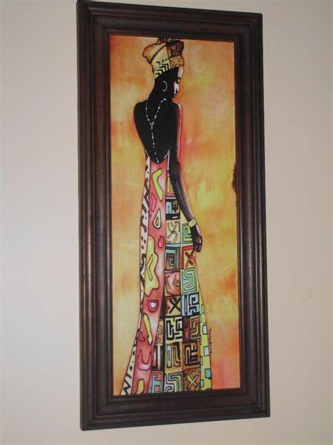 imagenes de negras en cuadros negras africanas 350 00 en mercado libre