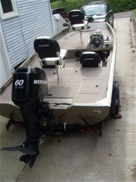 lowes ionia mi 2006 lowe 175s stinger fishing boat for sale in ionia mi