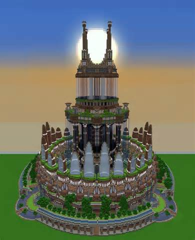 amazing house designs minecraft minecraft build 3 ornamented tower by haikuo on deviantart
