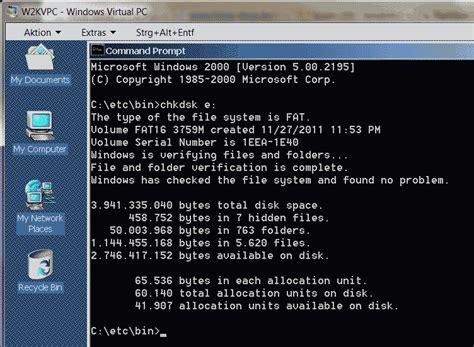 diskpart format ntfs cluster size xyzzy fat16 fun