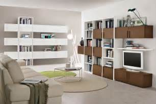 Living Room Bookshelves Living Room Bookshelves 62 Interior Design Ideas