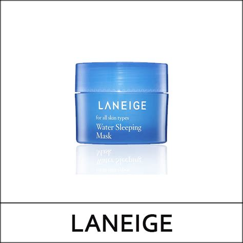 Laneige Water Sleeping Mask Fullsize Original laneige sle water sleeping mask 15ml 3250