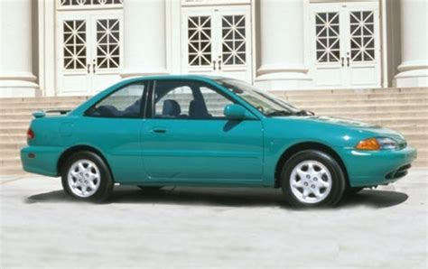 mitsubishi mirage coupe 1995 used 1995 mitsubishi mirage pricing features edmunds