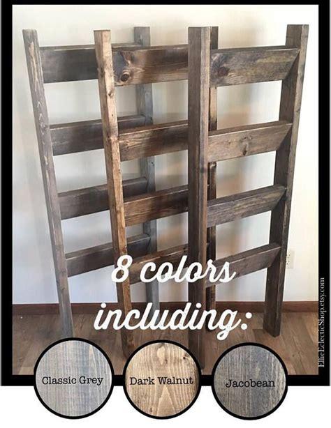 rustic ft blanket ladder wooden farmhouse quilt ladder
