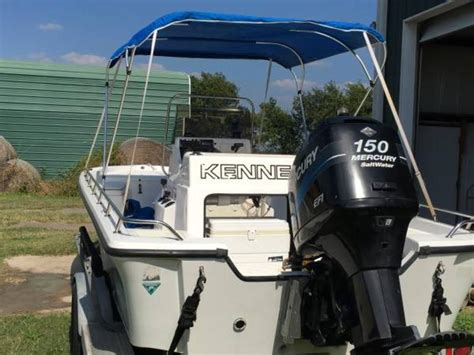 bay boats for sale in texas 2001 kenner bay boat powerboat for sale in texas