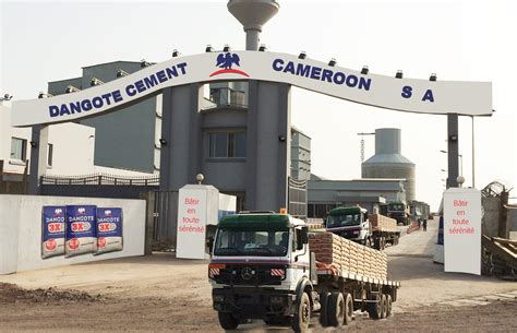 Mansion Plans by Dangote Cement Production Hits 30mmt Across Africa