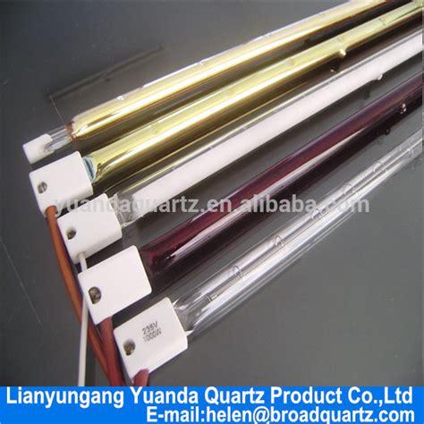 lade al quarzo per riscaldamento riscaldamento a infrarossi al quarzo tubo 400 5000w parte