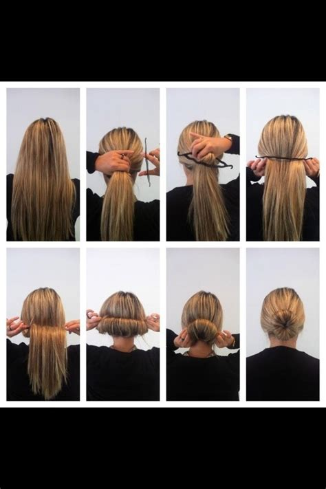 cool and easy hairstyles step by step hair style step by step anne b s photo beautylish