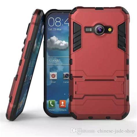 Indoscreen Anti Samsung Galaxy J1 Ace Anti Shock Hikaru cool hybrid kickstand anti shock defender armor tpu