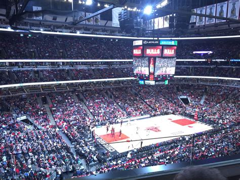 united center section 321 too high united center section 321 review rateyourseats com