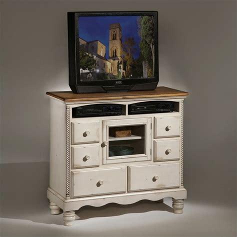 media chest for living room hillsdale wilshire plasma lcd antique white tv media chest