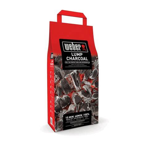 Webe Bags 5kg bag of weber lumpwood charcoal