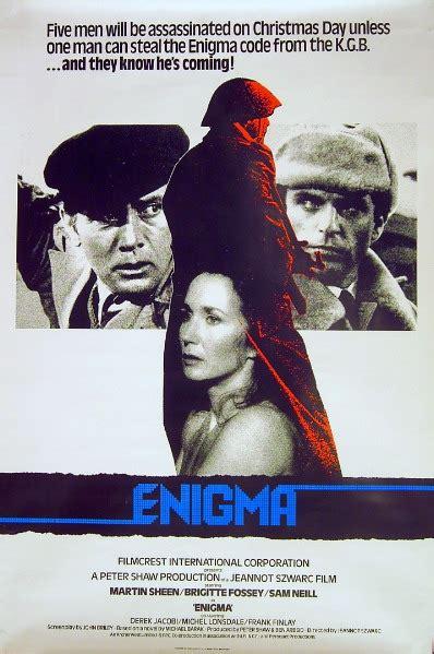 film z enigma enigma 1983 moviezine