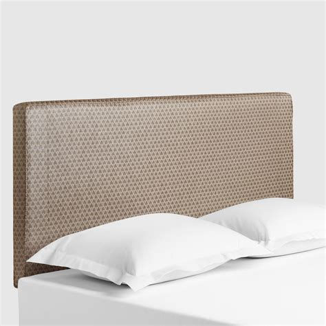 World Market Headboard by Diego Chagne Loran Upholstered Headboard World Market
