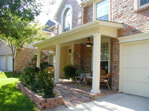 small front porch home welcome entries porches