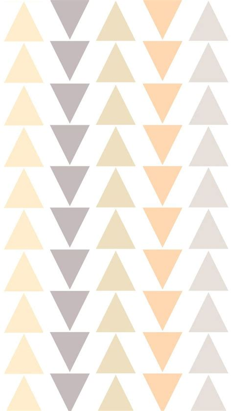 pattern lock for iphone simple triangle pattern iphone wallpaper lock screen